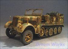 AwardWinner built 1/35 8T semiTrack +PE ,gas drum