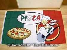 Fahnen Flagge Pizza Super - 90 x 150 cm