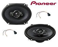 "Pioneer TS-A6813I 6"" x 8"" car speakers for Mercury"