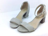 Michael Michael Kors Womens Lena Fabric Open Toe Casual, dusty sage, Size 8.5 Nm