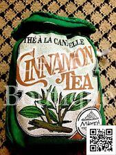 Mlesna Ceylon Tea - Cinnamon  Tea in Cloth Pouch
