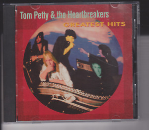 Tom Petty & The Heartbreakers* ‎– Greatest Hits (CD, D 102390, No barcode rare)