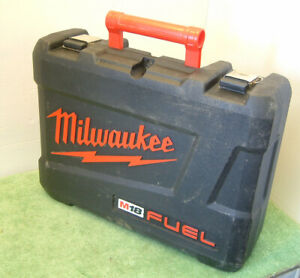 Genuine Milwaukee Drill Driver Carry/Storage Case For M18 CPD-402C