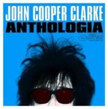John Cooper Clarke Anthologia LP Vinyl 33rpm