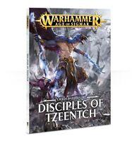 Battletome Disciples of Tzeentch Chaos Daemons Warhammer Age of Sigmar Flipside