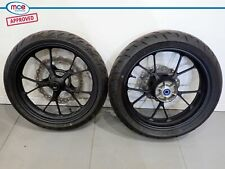 Honda CB 125 R CB125R CBR 2019 2018 Wheels Complete With Discs (Only 47 Miles!)