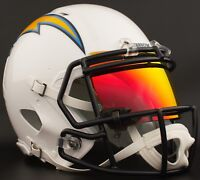 ***CUSTOM*** LOS ANGELES CHARGERS NFL Riddell Speed AUTHENTIC Football Helmet