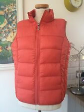 Seasalt Topsail Gilet - Carnelian - UK10 - Sales Sample SAVE!!