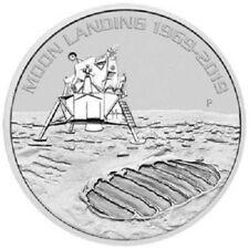 AUSTRALIE 1 Dollar Argent 1 Once Alunissage 2019 - 1 oz Moon Landing