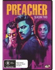 Preacher : Season 2 (DVD, 2017, 4-Disc Set)