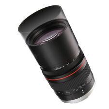 New Full Frame Fixed Focus Telephoto Lens 135mm F/2.8 Fr Canon EOS DSLR  camera