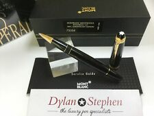 montblanc meisterstuck 75th anniversary edition 162 legrand rollerball pen NEW