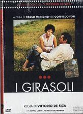 DVD=I Girasolii=Il grande cinema di Vittorio De Sica=n°12 della collana=Sigillat