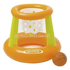 Inflatable Floating Water Kids Swimming Pool Basketball Game Toy Fun Summer New
