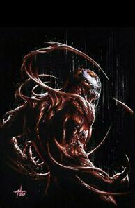 🔥🚨 Venom #31 Gabriele Dell'Otto Carnage Virgin Variant