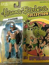Hanna Barbera Collection The Herculoids Zandor Action Figure