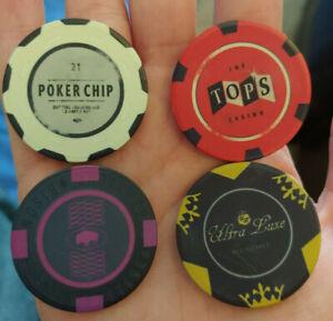 Fallout New Vegas replica poker chips