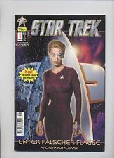 Star Trek Voyager (alemán) # 1-photo-cover-Dino editorial 2000-z. 0-1