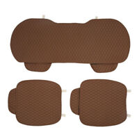 Couvre-siège protection tapis voiture universel auto cuir PU
