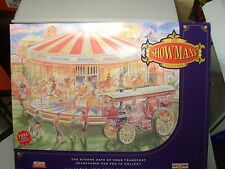 LLEDO SHOWMANS ENGINE WITH CAROUSSEL. NEW BOXED