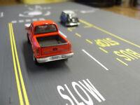 SELF-ADHESIVE PRE-CUT ROAD MARKINGS FOR OO SCALE & 1:76 MODEL RAILWAY RX004-OO