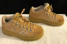 Skechers Women's Jammers Sz 8 Tan Chunky Hikers Boots