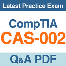 CompTIA Advanced Security Practitioner (CASP) Practice Test CAS-002 Exam Q&A PDF