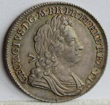 George I Shilling, 1715, R&P Reverse. ex Clarke, May 1898. ex Spink 2006 Tickets