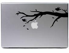 "Mac Decal MacBook Air Pro 13"" Apfelbaum Appletree Apfel Laptop Aufkleber Sticker"