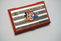 Nintendo Game & Watch Mickey & Donald Handheld Multi Screen 1982