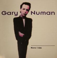 Gary Numan(CD Album)Here I Am-Receiver-RRCD186-UK-1994-New