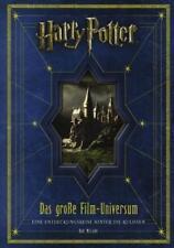 Harry Potter: Das große Filmuniversum von Bob McCabe (2012, Gebundene Ausgabe)