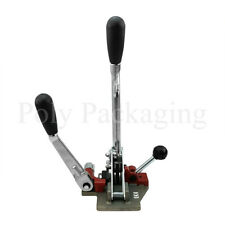More details for pallet strapping combination tool sealer & tensioner for 12mm use heavy duty