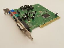 Creative Labs Sound Blaster 128 Internal PCI Sound Card | Model CT4750 | USED