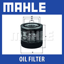Mahle Oil Filter OC28 - Fits VW - Genuine Part