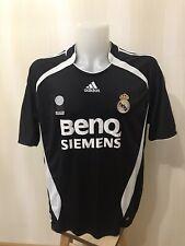 Real Madrid 2006/2007 Away Size XL Adidas shirt maillot jersey football soccer