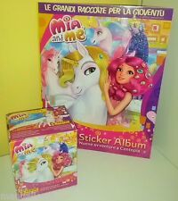 PANINI MIA AND ME Serie 3 - Album + BOX 50 packets bustine DISPLAY figurine