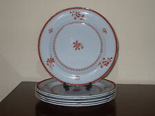Unboxed Spode Pottery Dinner Plates