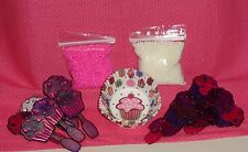 Cupcake,Cupcake Kit, Cupcake Mini Spoon,Sprinkles,Bake Cups,Wilton, Party Set