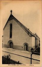 CPA Colombes les Vallees - L'Eglise (274495)