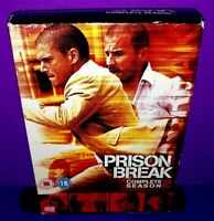 Prison Break Season 2 Region 2 PAL Version Subtitles Greek,English DVD B550