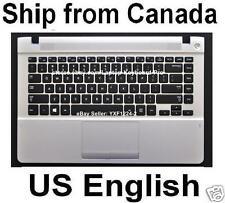 SAMSUNG NP370R4E 370R4E Keyboard Topcase - BA75-04361A - US English
