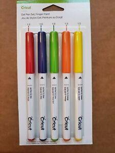 Cricut Gel Pen Set, Finger Paint 2005458
