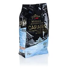 "Pur Caraibe ""Grand Cru"", dunkle Couverture, Callets, 66% Kakao, 3 kg"