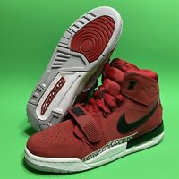 Nike Air Jordan Legacy 312 Varsity Red Black AT4040-601 GS Big Kid's Size 4.5Y