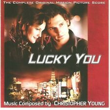 """Christopher Young:  """"Lucky You""""  (Soundtrack Score-CD)"""