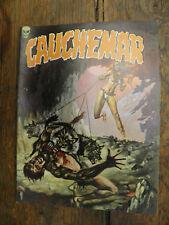 Cauchemar n° 2  bandes dessinées pour adultes 1972