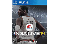 NBA Live 14 PS4 Brand New