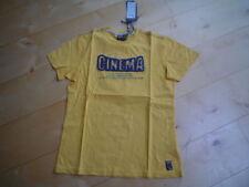 So 10- CHEMISE JAUNE CINEMA V.GARCIA taille gr.140-176