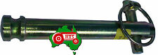 Tractor Cat 1 Top Link Pin 19 x 100 Fiat New Holland 411R 415 450 480 500  etc